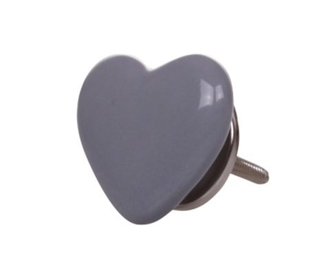 Heart Grey H4cm US$6.23