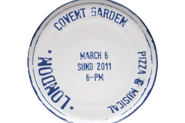 Pizza Plate London MCA 4 Ø 31.5cm US$25.03