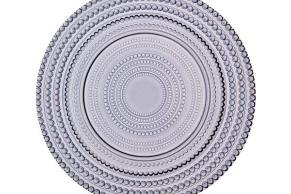 Round tray gray Ø31cm BHT810 US$34.10