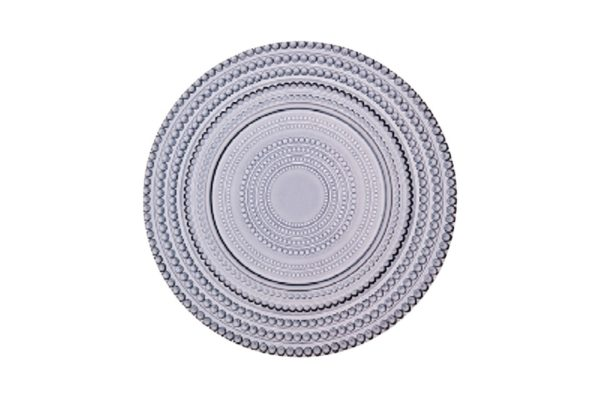 Dessert plate gray Ø21cm BHT811 US$14.58