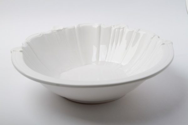 White big bowl 'Coquilles' US$48.71